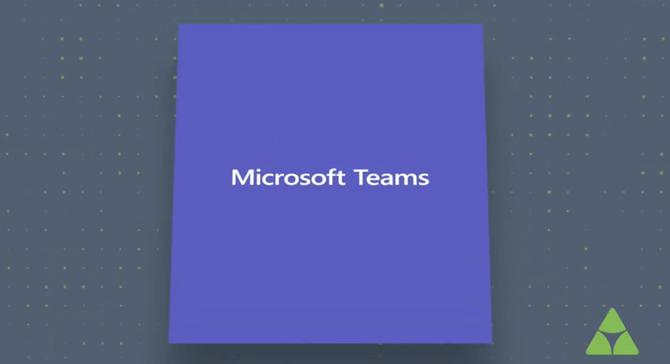 MS Teams Video