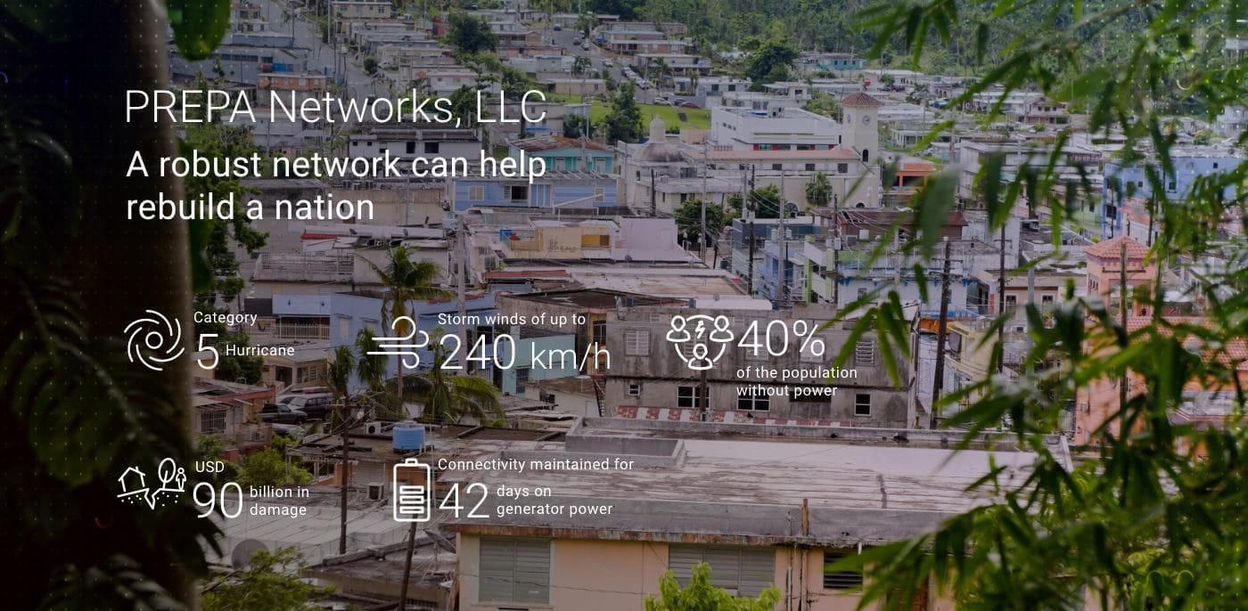 PREPA Networks LLC Infographic