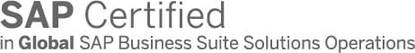 SAP Certified Global BSSO