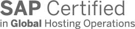 SAP Certified Global Hosting Operations