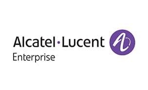 Alcatel Lucent horizontal logo