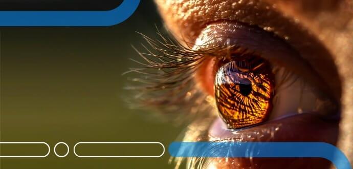 Pupil of an eye