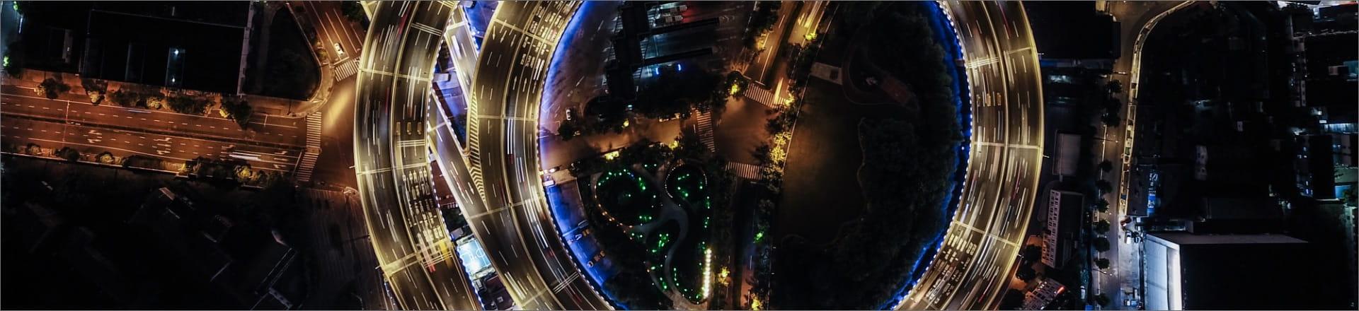 Street lights loop