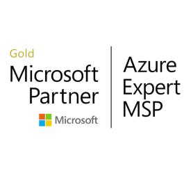 Microsoft Partner Azure Expert MSP logo