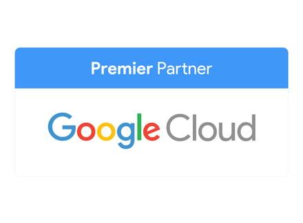 Google Cloud Premier Partner logo