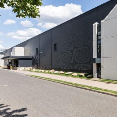 NTT Berlin 1 Data Center building