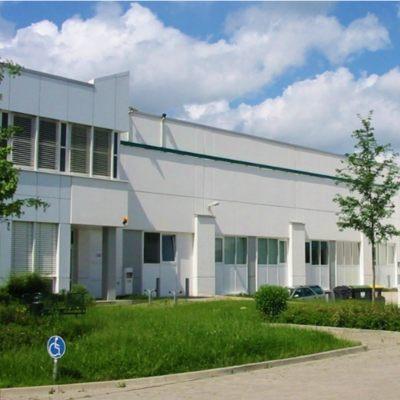NTT Frankfurt 2 Data Center building