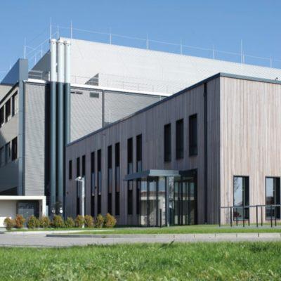 NTT Frankfurt 3 Data Center building