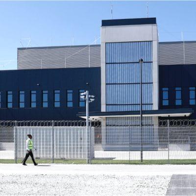 NTT Frankfurt 4 Data Center building