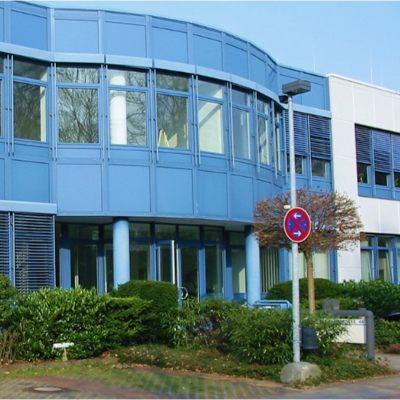 NTT Hamburg 1 Data Center building