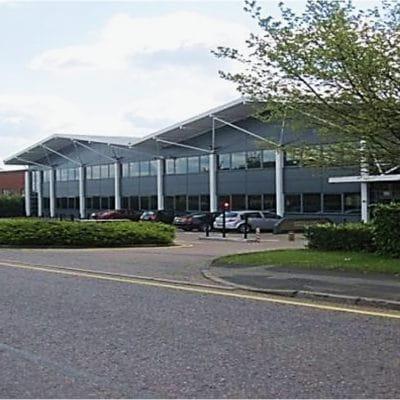 NTT Hemel Hempstead 1 Data Center building