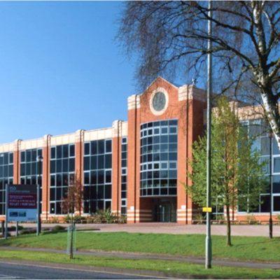 NTT Hemel Hempstead 2 Data Center building