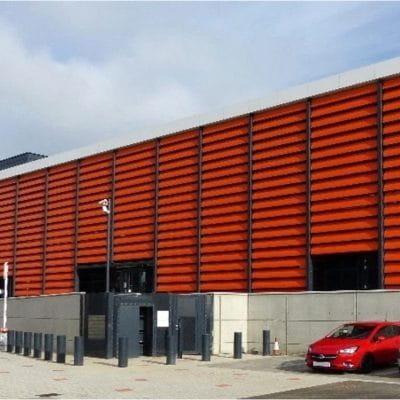 NTT Hemel Hempstead 3 Data Center building