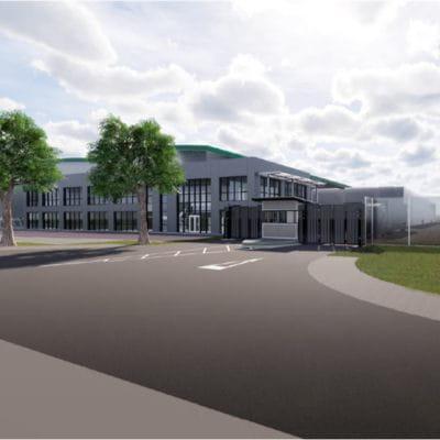 NTT Hemel Hempstead 4 Data Center building