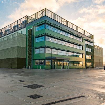 NTT London 1 Data Center building