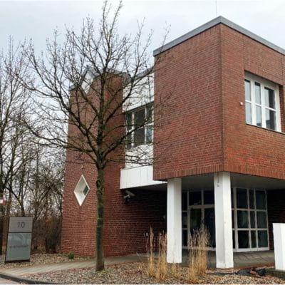 NTT Munich 1 Data Center building