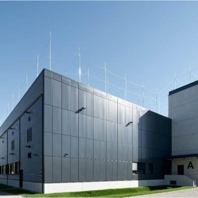 NTT Munich 2 Data Center building