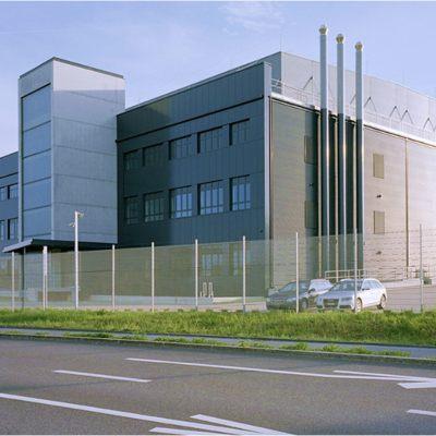 NTT Zurich 1 Data Center building