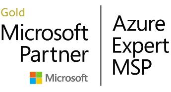 Microsoft and Azure  accreditation badge